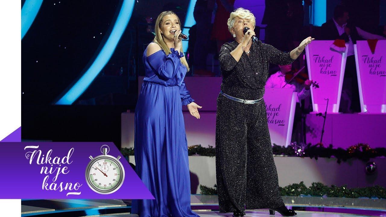 Lidija i Vanja - Ja nemam drugi dom - (live) - Nikad nije kasno - EM 15 - 30.12.2018
