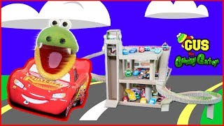 Box Fort Challenge! Cardboard Trucks! thumbnail