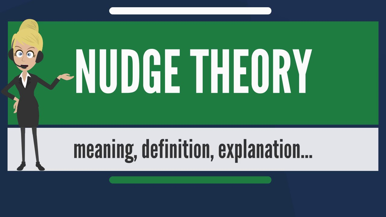 Meaning for nudge