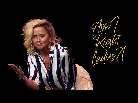 Luisa Omielan, second stand up show 'Am I Right Ladies?!' A manifesto for life