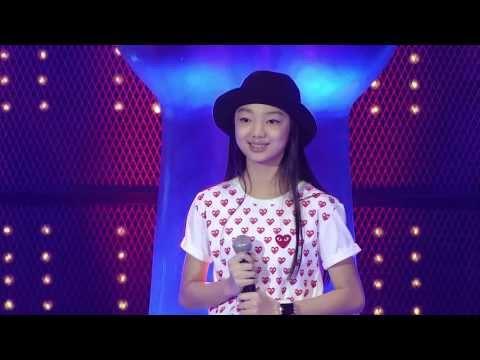 The Voice Kids Thailand - มีมี่ พร้อมวิไล - อยากร้องดังๆ - 25 May 2013
