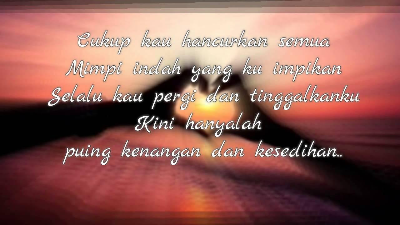 PUING KENANGAN - UNGU (lirik)