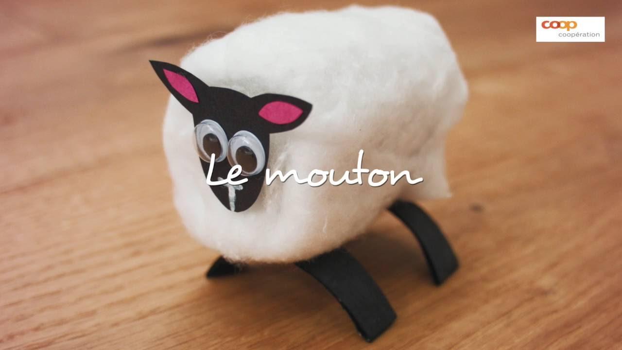 bricolage le mouton youtube. Black Bedroom Furniture Sets. Home Design Ideas