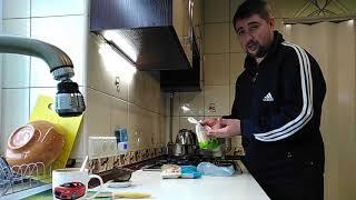 Простой рецепт приготовления цельнозерновой овсянной каши!