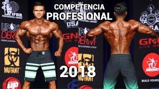 MI PRIMERA COMPETENCIA DEL 2018 I Ismael Martinez