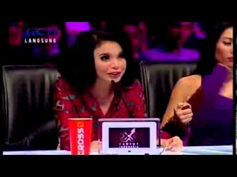 GEDE BAGUS - RAHASIA PEREMPUAN (Ari Lasso) - GALA SHOW 7 - X Factor Indonesia