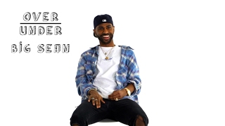 Big Sean Rates Romantic Porn, NASCAR Lingerie, and Ewoks
