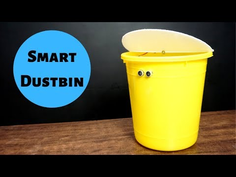 how-to-make-smart-dustbin-with-arduino-|-arduino-project