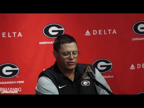 Jim Chaney's offensive philosophy