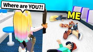 BEST SECRET HIDING SPOTS in Murder Mystery 2!! (Roblox)