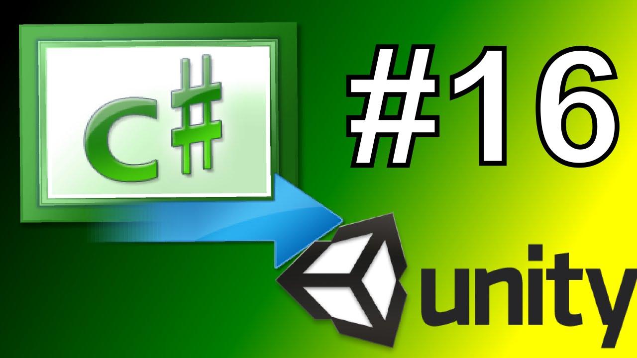 16 Unity transform position - Unity C# Scripting Tutorial-