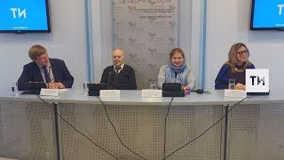 Пресс-конференция о новом сезоне ГБКЗ им.С.Сайдашева