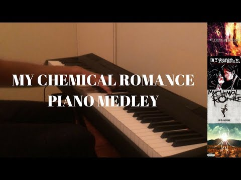 The Ultimate My Chemical Romance Piano Medley