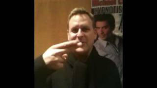 "Dave Coulier says ""Cut It Out"""