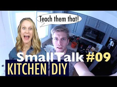 KITCHEN DIY! | Treine seu listening com SmallTalk #09