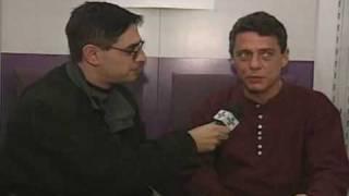 Chico Buarque fala sobre Estorvo