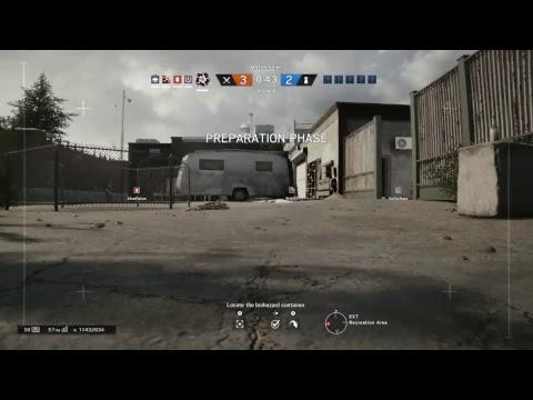 Rainbow Six Siege - When Noob Play Ranked