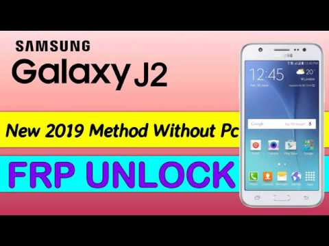 Samsung J2  Bypass FRP Google Account  Without Pc or OTG New Method 2019