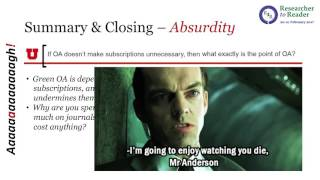 Summary & Closing – Mark Carden