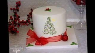 Торты из мастики для начинающих (Fontant Cake)
