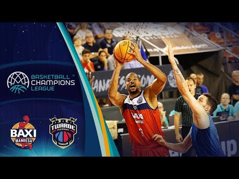 Baxi Manresa V Polski Cukier Torun – Highlights – Basketball Champions League 2019-20