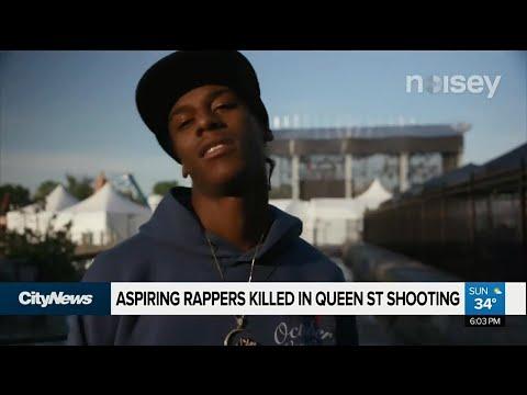 Aspiring rapper killed in triple downtown shooting