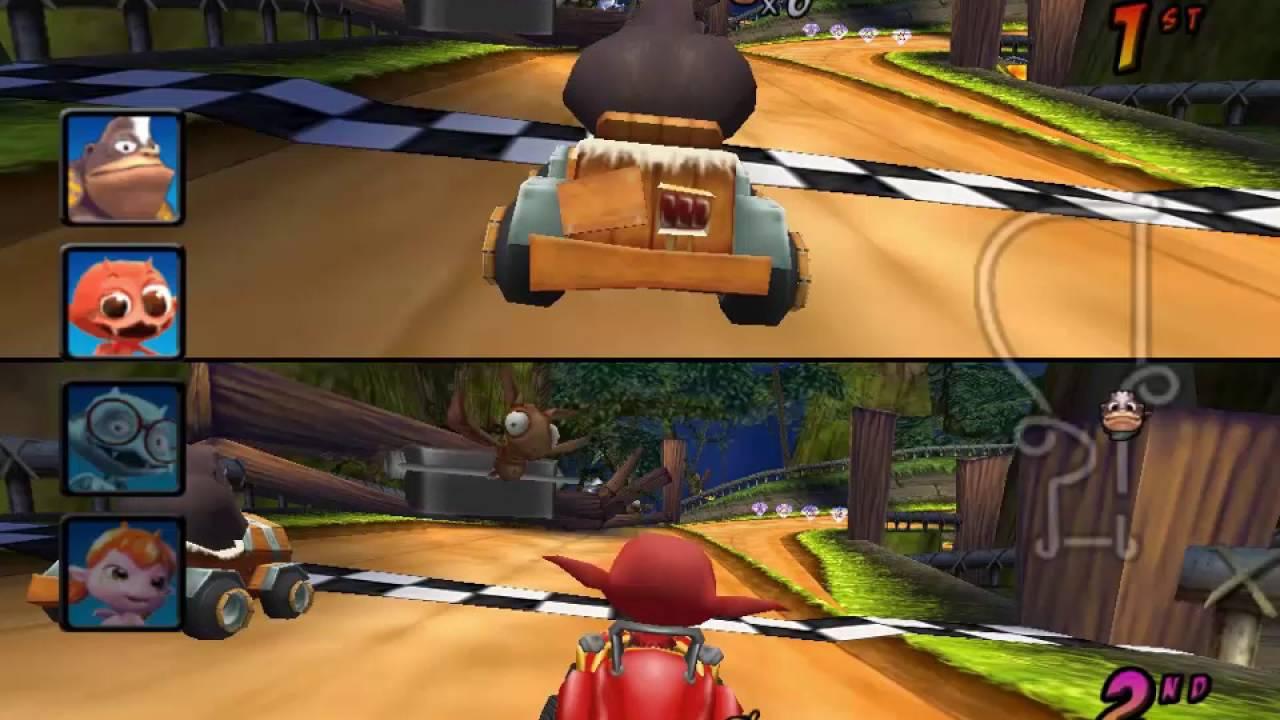 Cocoto Kart Racer - Game đua xe 2 người chơi Offline Part 2