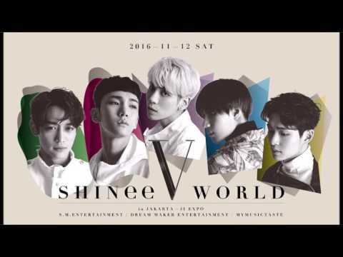 20161112 (Audio) SHINee - Black Hole #SWCVinJakarta