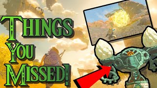 Things You MISSED In The New Breath of the Wild 2 Trailer!!!