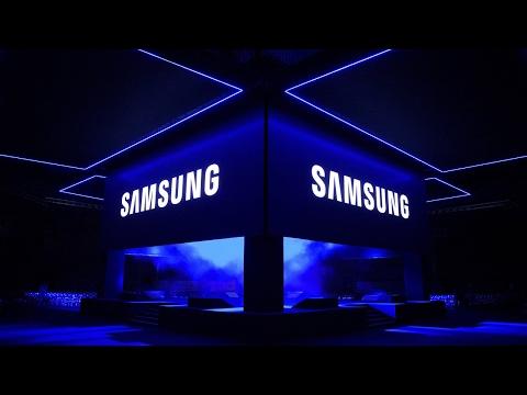 Samsung Mobile World Congress 2017