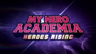 My Hero Academia The Movie: Heroes Rising - In Cinemas March 12th!