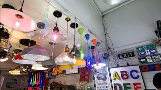 Ceiling light accessories saan mura at quality