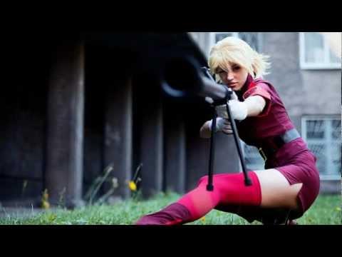 Hellsing & Seras Victoria in cosplay mode