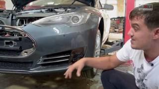 Tesla Model S - проблемы и причины их возникновения.