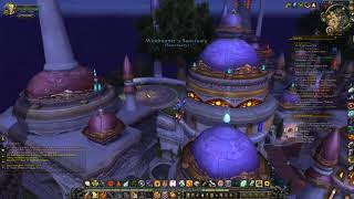 World of Warcraft: Legion part 859 - Auction Work & Tailoring Quests