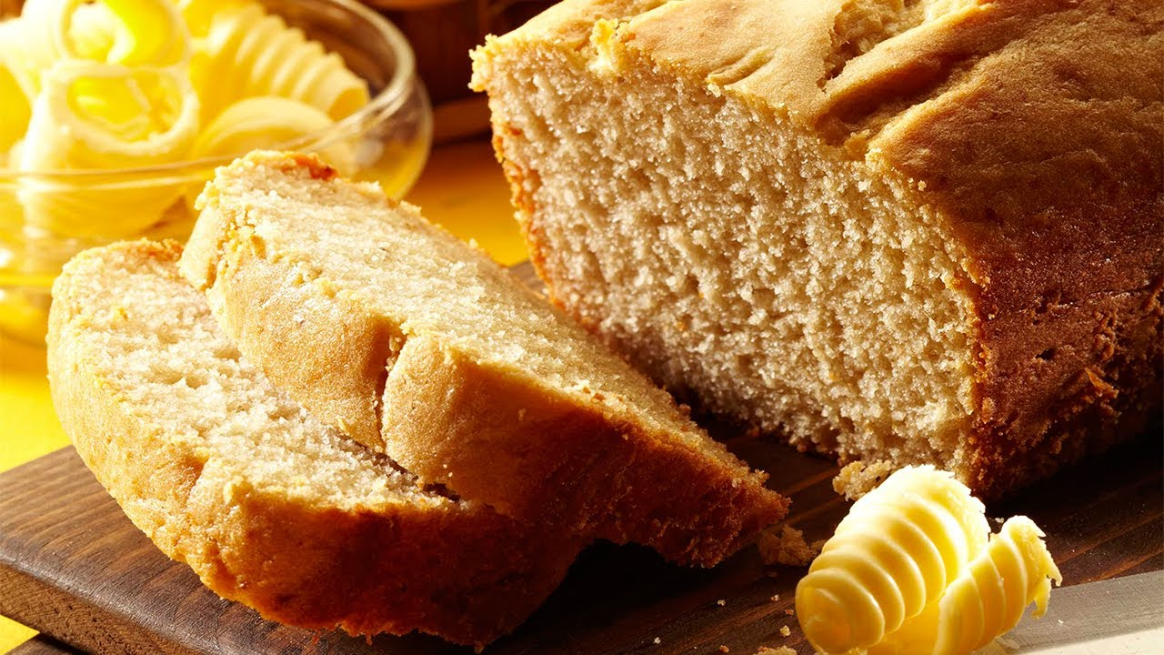 Eggless Banana Cake Easy 3 Step Recipe Youtube