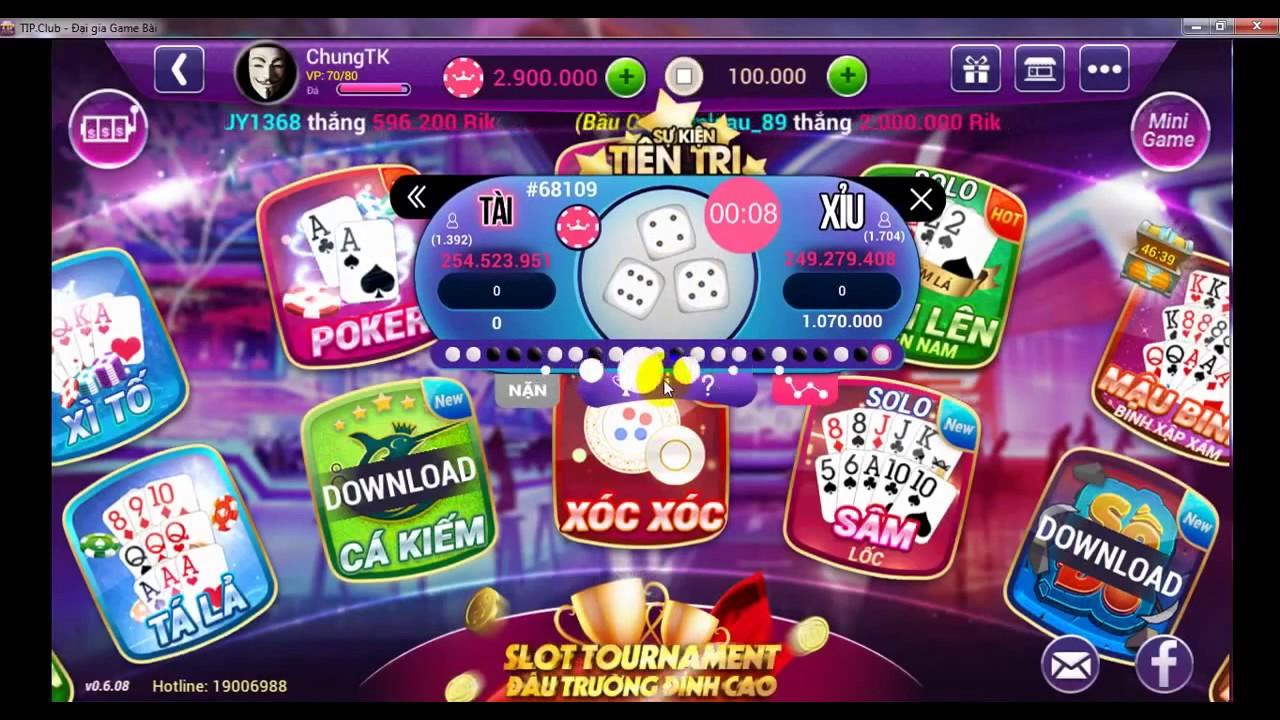 chơi bài bạc online