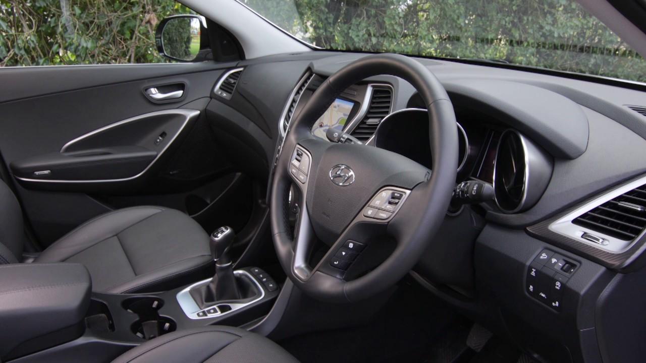 Hyundai Santa Fe Tow Car Review