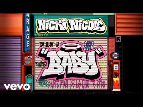 Смотреть клип Nicki Nicole - Baby