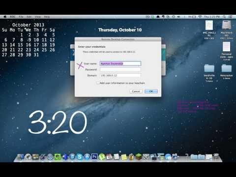 Remote Desktop From Mac To PC