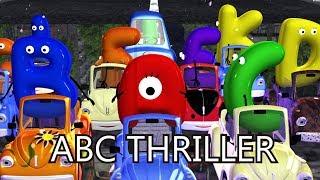 ABC Şarkı | Alfabe Macera Song | Çocuk Şarkıları, Araba Şarkıları Çizgi film Şarkıları | Bebek için Kafiye Kreş |