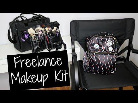 Freelance Makeup Kit   Shaylee Glaziner   2017