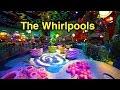 The Whirlpool DisneySea - Tokyo, Japan ワールプール の動画、YouTube動画。