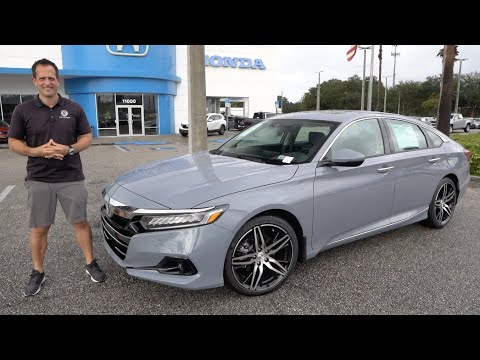 Is the 2021 Honda Accord Touring the new Accord I would BUY?