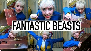 Fantastic Beasts and Where to Find Them Movie Review (No Spoilers!) + Fantastic Beasts Case Unboxing