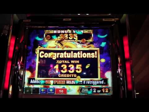 Some of the latest hi-tec slot machines in Las Vegas and Reno