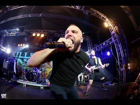 Killswitch Engage  The Arms Of Sorrow 28022014, Moscow