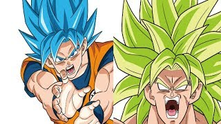 ANOTHER New Saiyan REVEALED for Dragon Ball Super Broly