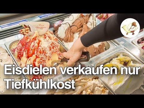 Von wegen frisch: Eisdielen verkaufen Tiefkühlkost [Postillon24]