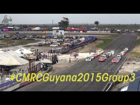 2015 Caribbean Motor Racing Championships (CMRC) - Group 3 Finale (Guyana)